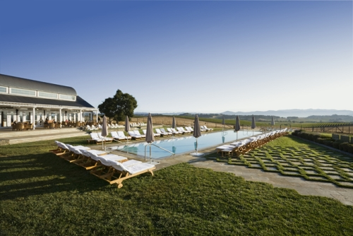Carneros Inn, Napa